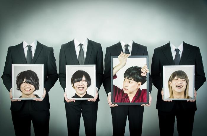 艶ロック・バンド LINE wanna be Anchors、3/20リリースのニュー・ミニ・アルバム『NERO』より「Narcissus」MV公開