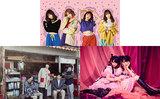 """3/17放送""""Love music""""、SILENT SIREN、sumika、大森靖子 feat. 道重さゆみがスタジオ・ライヴ披露"""