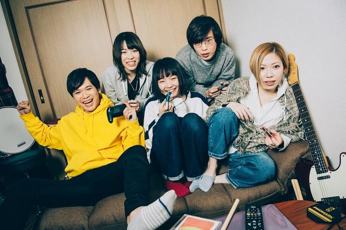 ネクライトーキー、中村郁香(Key)の正式加入を発表