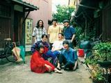 京都発の自由でハッピーな男女混声バンド バレーボウイズ、4/3リリースの3rdミニ・アルバム『青い』全曲トレーラー映像&新アー写公開。ツアー京都公演に有馬和樹(おとぎ話)出演も
