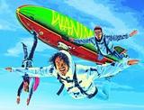 "WANIMA、ライヴハウス/ホール・ツアー""1CHANCE NIGHT TOUR 2018→2019""追加公演を東京&香川&徳島にて開催決定"