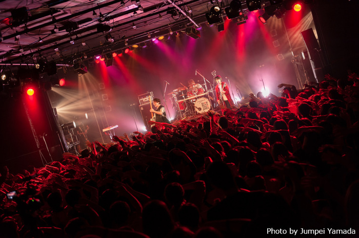 BURNOUT SYNDROMES、12月より自身最大規模の全国ツアー開催決定
