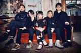 MIX MARKET、masasucks(the HIATUS etc.)プロデュースによるデビュー20周年記念した6年ぶりフル・アルバム『RED LION』6/5リリース決定