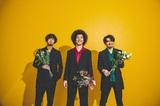 BRADIO、ニュー・シングル『O・TE・A・GE・DA!』収録のNHKホール公演ライヴ音源第2弾を本日4/8より先行配信。ライヴ映像も公開