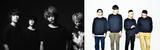 cinema staff × the band apart、新代田FEVER10周年記念ライヴに出演決定。5/9にツーマン・ライヴ開催