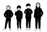 グッバイフジヤマ、4/17リリースのニュー・アルバム『キャッチャー・イン・ザ・ヘル』より「ひとつになれないけものたち」MV公開。24時から先行配信もスタート