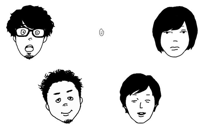 キュウソネコカミ、今夏に初の日比谷&大阪城野音ワンマン開催決定