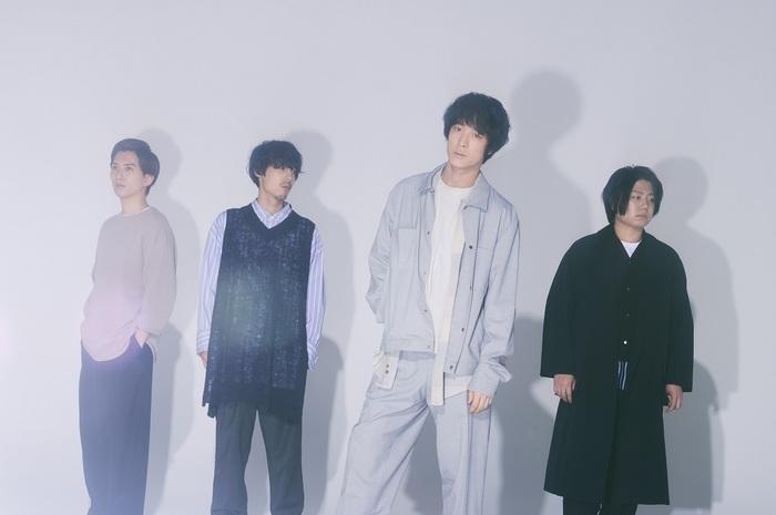 SHE'S、全11都市を回る対バン・ツアー&東阪ホール・ワンマン公演開催決定