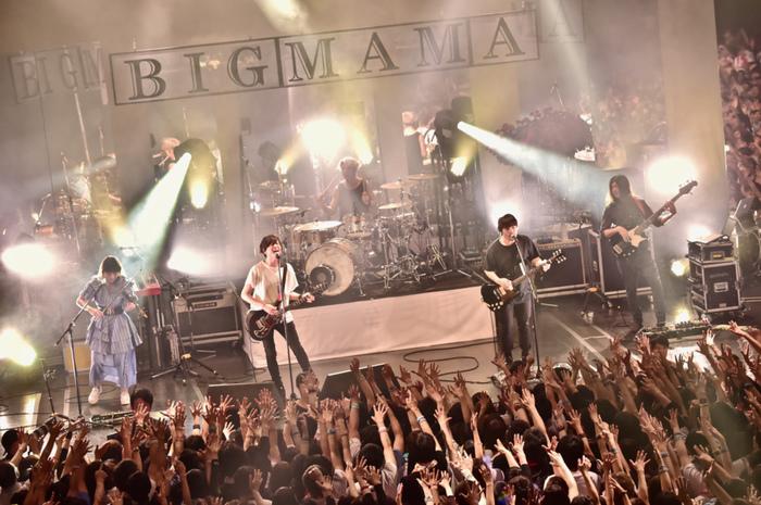 "BIGMAMA、ロック×クラシックの融合をテーマとしたツアー""Roclassick tour 2019""10月開催決定"