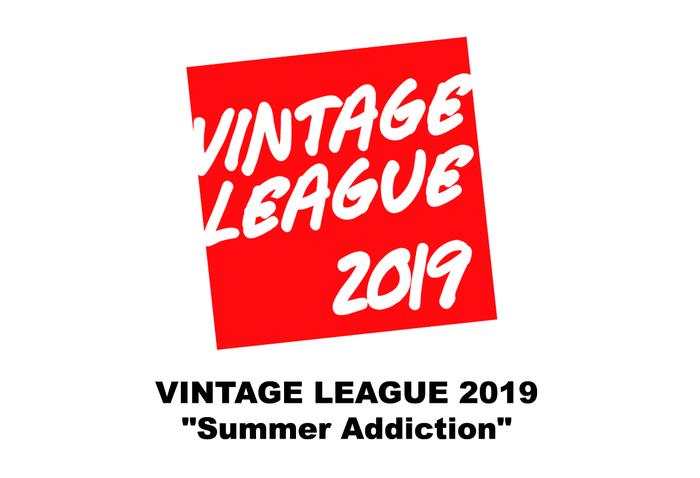 "OKAMOTO'S、CHAI出演決定。[VINTAGE LEAGUE 2019 ""Summer Addiction""]、8/5マイナビBLITZ赤坂で開催"