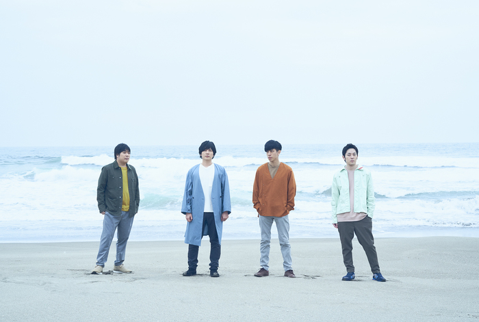 "flumpool、明日5/24放送の日本テレビ系""バズリズム02""にてスタジオ・ライヴ披露"