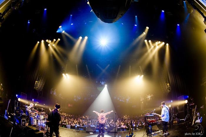 FIVE NEW OLD、秋にニュー・アルバム・リリース&ワンマン・ツアー開催決定。8月にはthe band apart、SCOOBIE DO迎え恒例の自主企画ツーマン・ライヴも