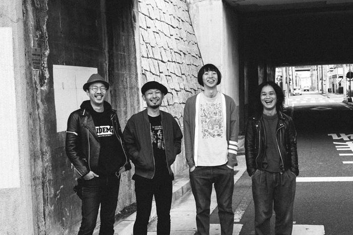 ガガガSP、初期作再現ツアー追加公演ゲスト・バンドにサンボマスター、THE イナズマ戦隊、STANCE PUNKS決定