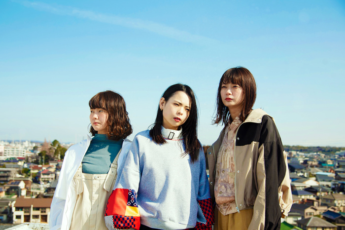 """名古屋の3ピース・ロック・バンド otter hangout、自主レーベル""""HANGOUT RECORDS""""より1stミニ・アルバム『新呼吸』5/22リリース。収録曲「閃光」MV公開"""