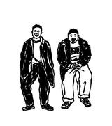 ラッパーTossとヴォーカルRyoからなるグループ sankara、6/5リリースの1st EP『BUD』から「Rebirth」MV公開。最新アー写発表&タワレコ限定ジャケットの販売も