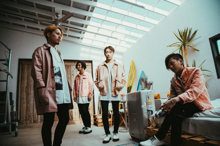 Sunrise In My Attache Case、今秋アルバム&今月より4ヶ月連続デジタル・シングルをリリース決定。5/17に第1弾「Going Crazy」配信開始。SHUNYA(Ba)正式加入も発表