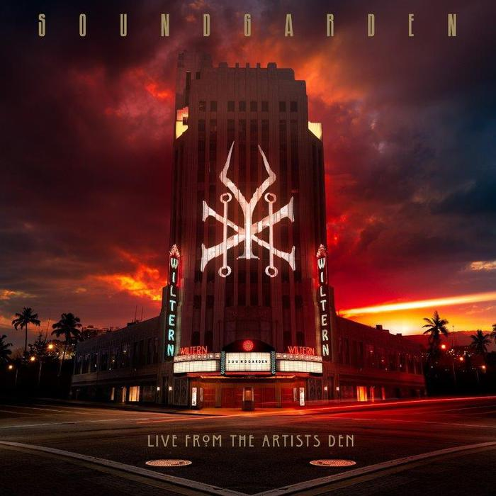 SOUNDGARDEN、7/26にライヴ作品『Soundgarden: Live From The Artists Den』リリース決定