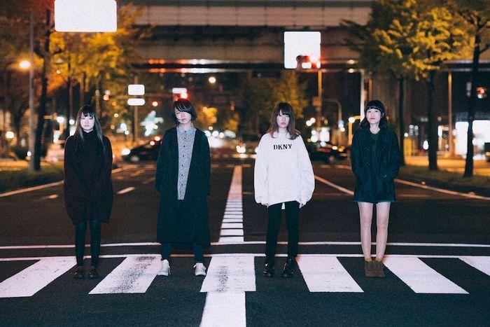 奈良発ロック・バンド Split end、6/12に一部店舗限定でリリースされるニュー・シングルより表題曲「フェイクワンダーランド」MV公開
