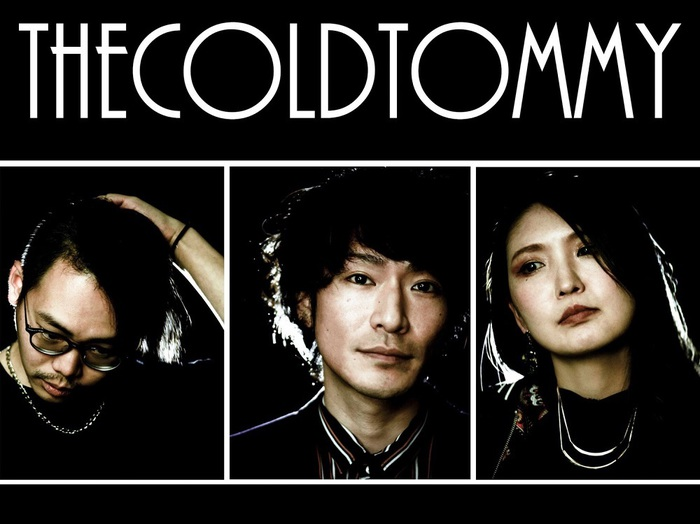 The cold tommy、会場限定CD『FREEZE THE JEWEL』リリース決定。7/30西永福JAMにてレコ発ライヴ開催も