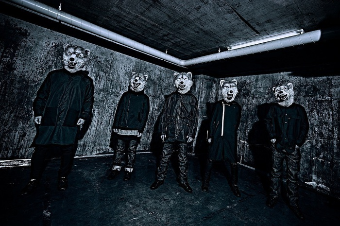"""MAN WITH A MISSION、秋のライヴハウス・ツアー""""Remember Me TOUR 2019""""追加公演開催決定"""