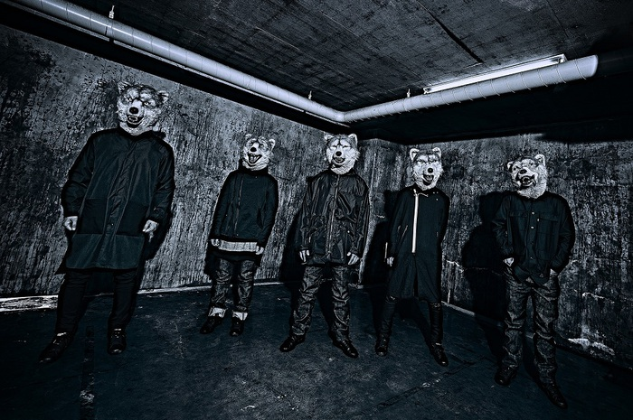 MAN WITH A MISSION、5年ぶり単独北米ツアー開催決定