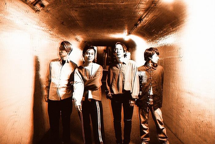 福岡発4人組バンド Attractions、7/17に1stシングル『Satisfaction』リリース決定