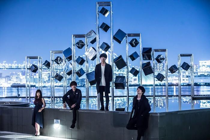 CRAZY VODKA TONIC、9/4にミニ・アルバム『DARUMA』リリース決定。10月に渋谷CLUB QUATTROにてワンマン開催も