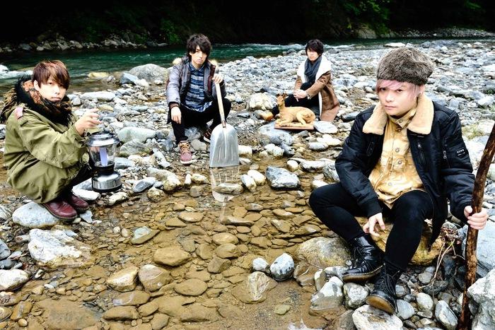 ドラマチックアラスカ、10月にニュー・ミニ・アルバムをリリース。対バン・ツアー&ワンマン・ツアー開催も決定