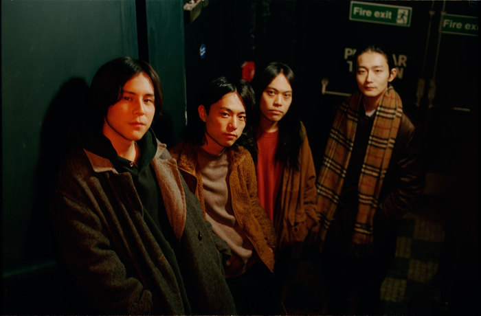 DYGL、全国ツアー4公演にNY発レトロ・ロック・バンド THE MYSTERY LIGHTSがゲスト出演決定
