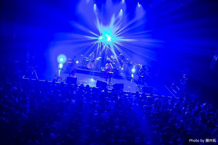 "GRAPEVINE、秋のワンマン・ツアー""GRAPEVINE FALL TOUR""開催決定"