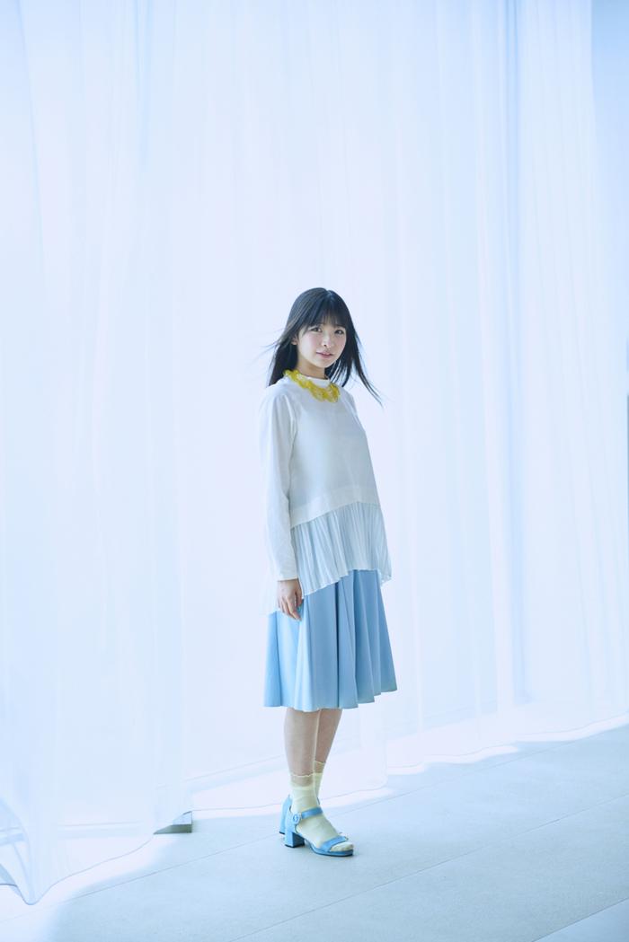 halca、ニュー・ミニ・アルバム『white disc +++』8/28リリース決定。松隈ケンタ、コレサワら参加。11/30渋谷CLUB QUATTROにて4thワンマンも