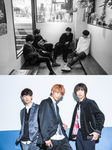 "HOWL BE QUIET × WEAVER、8/1渋谷WWW Xにてツーマン・ライヴ""Screen0""開催決定"