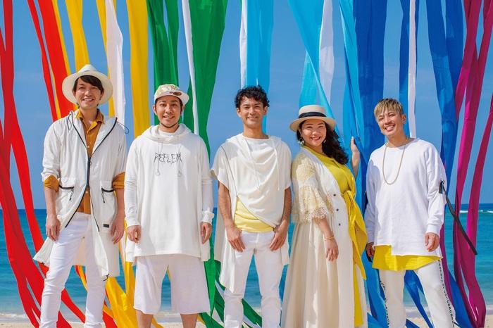"""HY、アルバム収録曲「no rain no rainbow」MV公開。""""バズリズム02""""&""""うたコン""""でライヴ披露、仲宗根 泉(Key/Vo)""""嵐にしやがれ""""&""""ビビット""""出演も決定"""