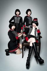 キノコホテル、6/26リリースのフル・アルバム『マリアンヌの奥儀』全曲トレーラー公開。本日6/19より「女と女は回転木馬」先行配信もスタート