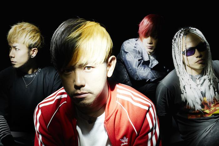 KNOCK OUT MONKEY、配信シングル表題曲「Don't go back」MV公開