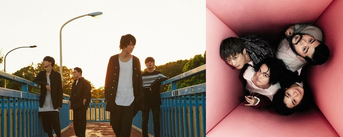 MAGIC OF LiFE × FIVE NEW OLD、8/9にHEAVEN'S ROCK Utsunomiya 2/3にてツーマン・ライヴ開催決定