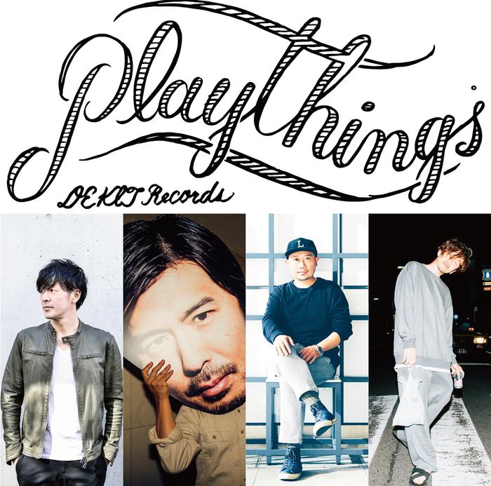 荒井岳史(the band apart)、TGMX(FRONTIER BACKYARD)ら出演。8月にコンピ・アルバム『PLAYTHINGS』をフィーチャーした恒例のイベントをツアーで開催決定