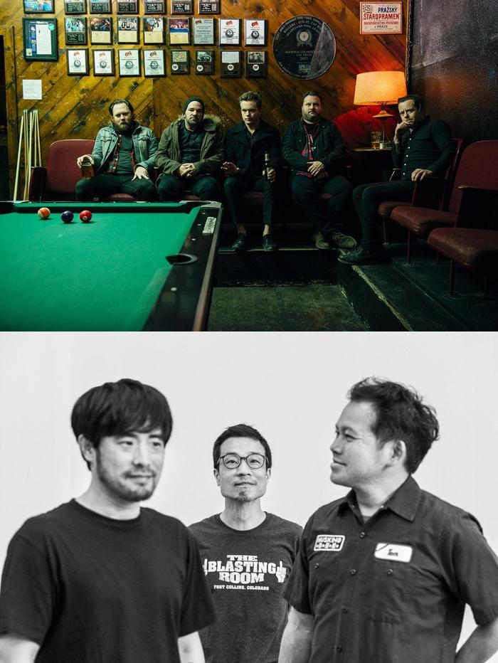 THE GET UP KIDS、10月開催のジャパン・ツアー東京追加公演決定。スペシャル・ゲストとしてHUSKING BEE出演