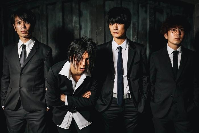 ユニゾン田淵、AFOC佐々木らによるバンド THE KEBABS、8/8名古屋にてワンマン&9/18渋谷にて赤い公園とのツーマン・ライヴ開催決定