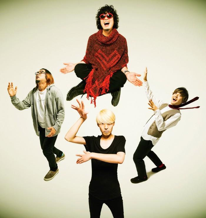 "the telephones、10月より開催の""まだやったことのないバンドと対バンするツアー""対バンに夜の本気ダンス、ENTH、ドミコ決定"