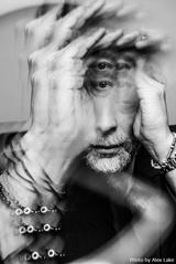 Thom Yorke(RADIOHEAD)、最新ソロ・アルバム『Anima』6/27配信リリース。ポール・トーマス・アンダーソン監督による同名の短編映画もNetflix限定で同日公開。7/17には国内盤CD発売