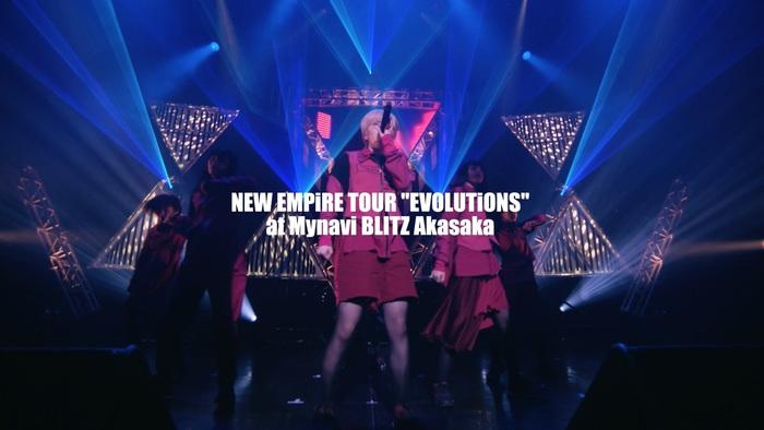 """EMPiRE、マイナビBLITZ赤坂での「FOR EXAMPLE??」、「MAD LOVE」ライヴ映像公開。2ndシングル発売記念し7/21に""""全力かくれんぼイベント""""開催決定"""