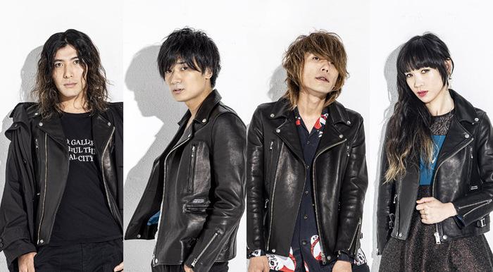 a flood of circle、メンバー全員が作詞作曲したミニ・アルバム『HEART』11/6リリース決定。『BUFFALO SOUL』と『PARADOX PARADE』再現ライヴ&ワンマン・ツアー開催も