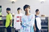 AIRFLIP、Ryan Key(ex-YELLOWCARD)全面プロデュースのメジャー1stフル・アルバム『NEO-N』を10/9にリリース決定。先行配信曲「Meaning」MV公開