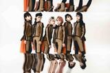 """BiSH、本日7/12放送""""バズリズム02""""に出演。友人の山本彩や6人をよく知るスタッフらがメンバーの素顔を告白"""