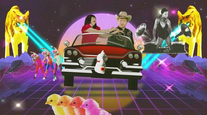 Ed Sheeran、ブルゾンちえみ出演の「I Don't Care (With Justin Bieber)」日本版MV公開