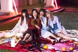"""GIRLFRIEND、ニュー・シングル『sky & blue』8/28リリース。表題曲がTVアニメ""""ブラッククローバー""""第8クール・オープニング・テーマに決定"""