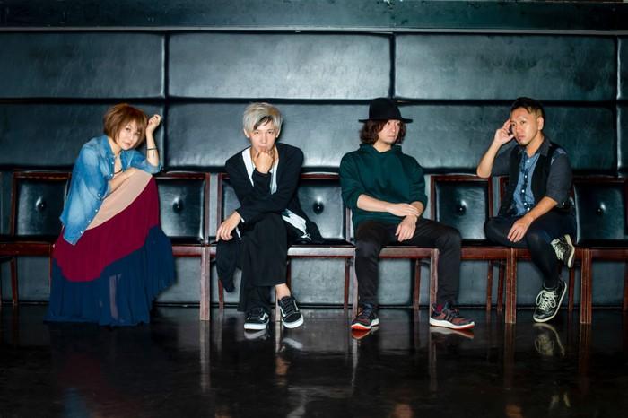 ピアノ・ロック・バンド IRabBits、9月より開催のアルバム・リリース・ツアー第1弾ゲストに藍坊主、vivid undress、Self-Portrait発表。初日千葉はワンマン
