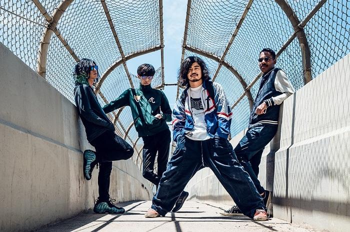 Suspended 4th、7/24リリースの1stミニ・アルバムより表題曲「GIANTSTAMP」MV公開。先行配信も決定