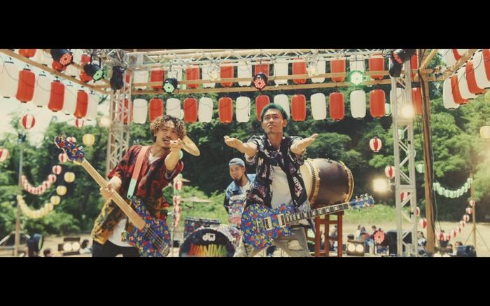 WANIMA、7/17リリースのニュー・シングル『Summer Trap!!』より「夏のどこかへ」MV公開。子供時代のメンバーも登場!?